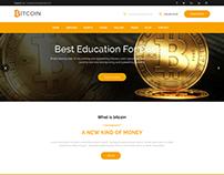Bitcoin Crypto || Responsive HTML 5 Template