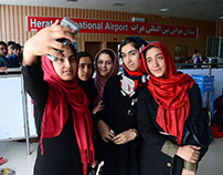 All-Girl Robotics Team from Afghanistan Defies Odds