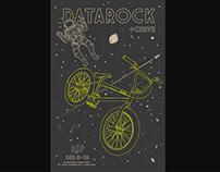 Datarock Gigposter