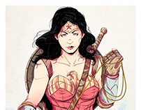 Wonder Woman - Commission