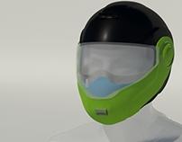 Helmet concept