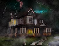Retoque - Casa Embrujada
