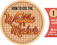 Waffle Maker Graphic