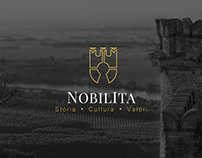 Nobilita • Contest: Logo per i percorsi d'Italia