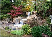 Design Principles Of Artificial Waterfalls
