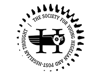 Logo & service design for p-osthegelian society