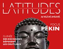 Design editorial // Latitudes