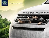 Land Rover / Wading Depth