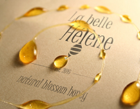 Honey | Logo & Packaging