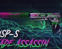 USP-S Fade Assassin