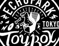 Logo Design for the Echo Park Tokyo