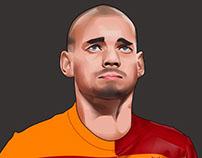 Wesley Sneijder ComingSoon..