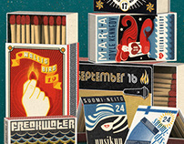 Gig Poster & Program 9/16