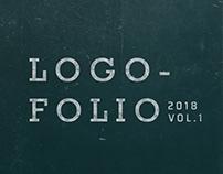 LOGOFOLIO '18 vol.1