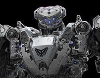Nitro Mech For Sapphire Technologies