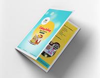 Olio Creations Brochure Design...