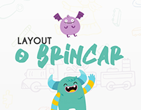 O Brincar-Layout