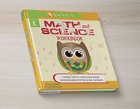 Children's Science and Math Book cover
