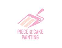 Piece of Cake Painting