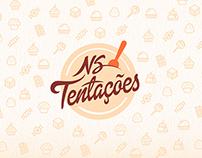 Logotipo NS Tentações