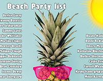 Beach Party Board