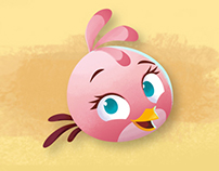 Angry Bird POP (Facebook)