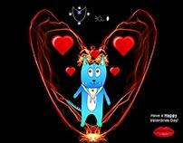 Drawings, FanArt Happy and Pikachu