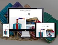Website | Fashion designer