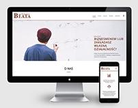 Webdesign for Biuro Rachunkowe BEATA