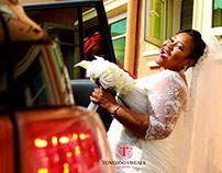 Top Wedding Photographer in Nigeria | Tonydoo Visuals