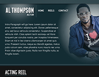 Al Thompson Website.