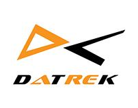 Datrek Company Logo Design
