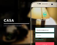 Casa (Sketch UI Kit)