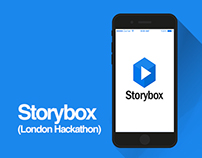 Storybox (Dropbox London Hackathon)