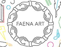 Faena Art Font
