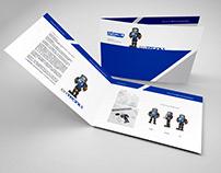 "Manual de Mascota Corporativa ""Bitronix"""