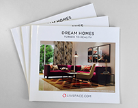 Catalogue Design for Livspace