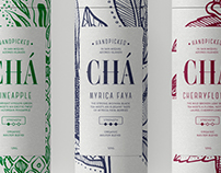 Chá | Branding, Packaging & Website