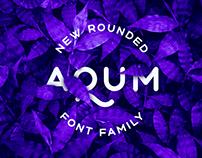 Aqum 2 Classic - Free Font