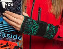 Flux Wrist Guard Concept