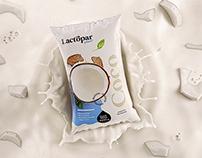 Yogurt • Packaging Design for Lactopar