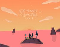 BX-Planet Showreel 2016