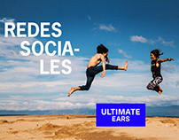 Redes sociales: Ultimate Ears