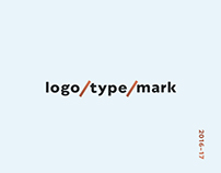 logo/type/mark collection