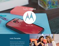 Moto Employee Email