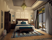 Heritage Master Bedroom