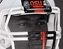 Oregon State Athletic Branding