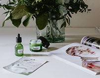Product Photography - The Body Shop