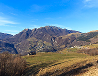 Valle Imagna - Jan 2016