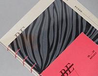 AMs Project|The billet-doux|Book Design